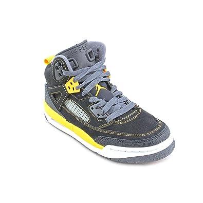 timeless design 2a85a bc23c Nike Air Jordan Spizike (GS) Boys Basketball Shoes 317321-030 Black 4 M