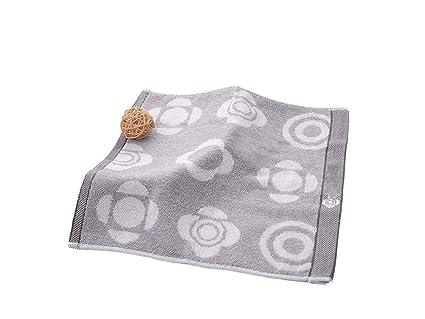 Huertuer Toallita de Dormitorio Toalla Absorbente de algodón para bebés Toalla para niños Toalla de Saliva