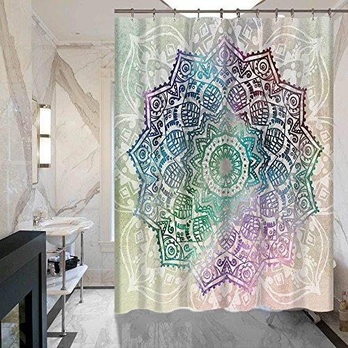 a Shower Curtain, Multicolor ()