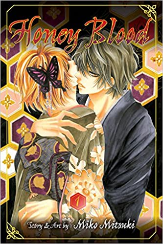 Honey Blood, Vol  1 (1): Miko Mitsuki: 9781421573373: Amazon