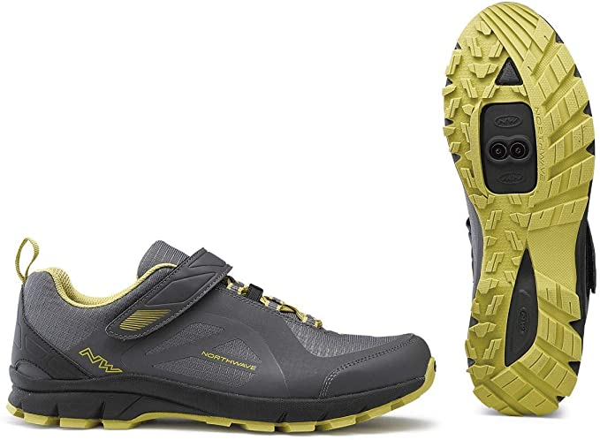 Northwave Escape Evo Black-Yellow Shoes