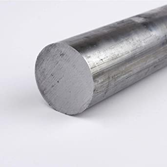 Unpolished Mill AMS 6370//AMS S-6758 4130 Alloy Steel Round Rod Cold Finished Finish 72 Length 0.5 Diameter