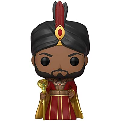 Funko Pop! Disney: Aladdin Live Action - Jafar: Toys & Games