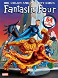Fantastic Four Big Color and Activity Book, Meredith Books Staff, 0696226774