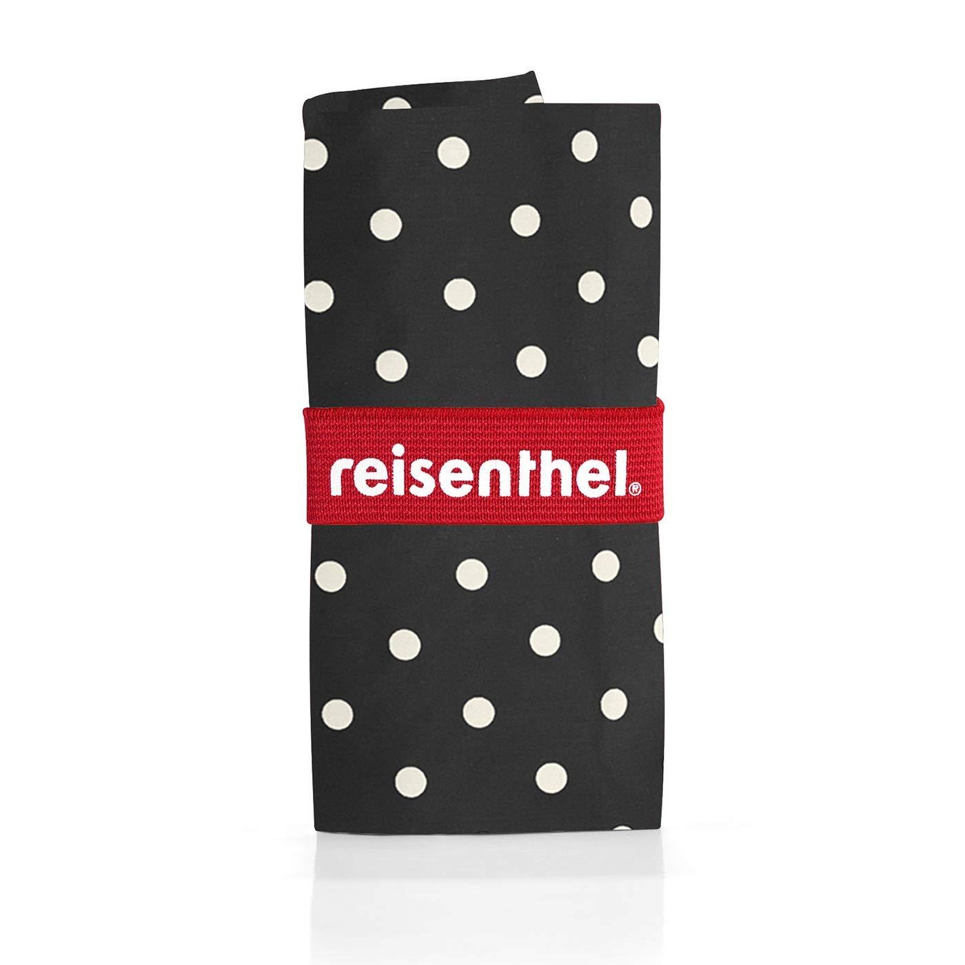 Mixed Dots Reisenthel Mini Maxi Shopper Mixed Dots Sac de Sport Grand Format 60 Centimeters 15 Noir