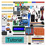 Freenove Ultimate Starter Kit with UNO R3 (Arduino-Compatible), 260 Pages Detailed Tutorial, 217