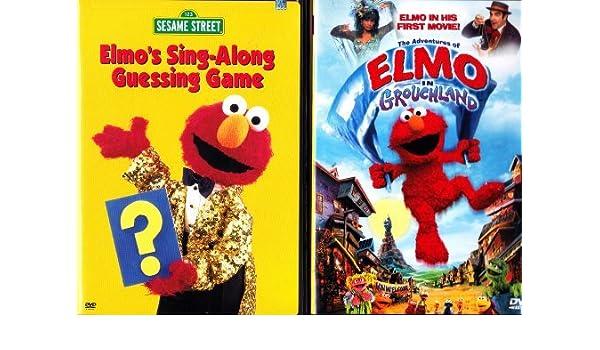 30+ Elmo Sing Along Guessing Game  JPG