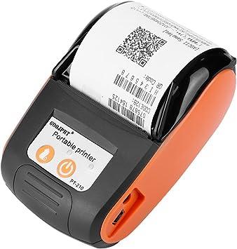 Eboxer 58MM Bluetooth Inalámbrico Impresora Térmica de Recibos ...