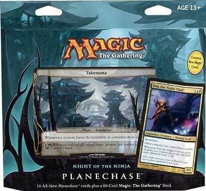 Magic the Gathering- MTG: Planechase (2012 Edition) Night of ...