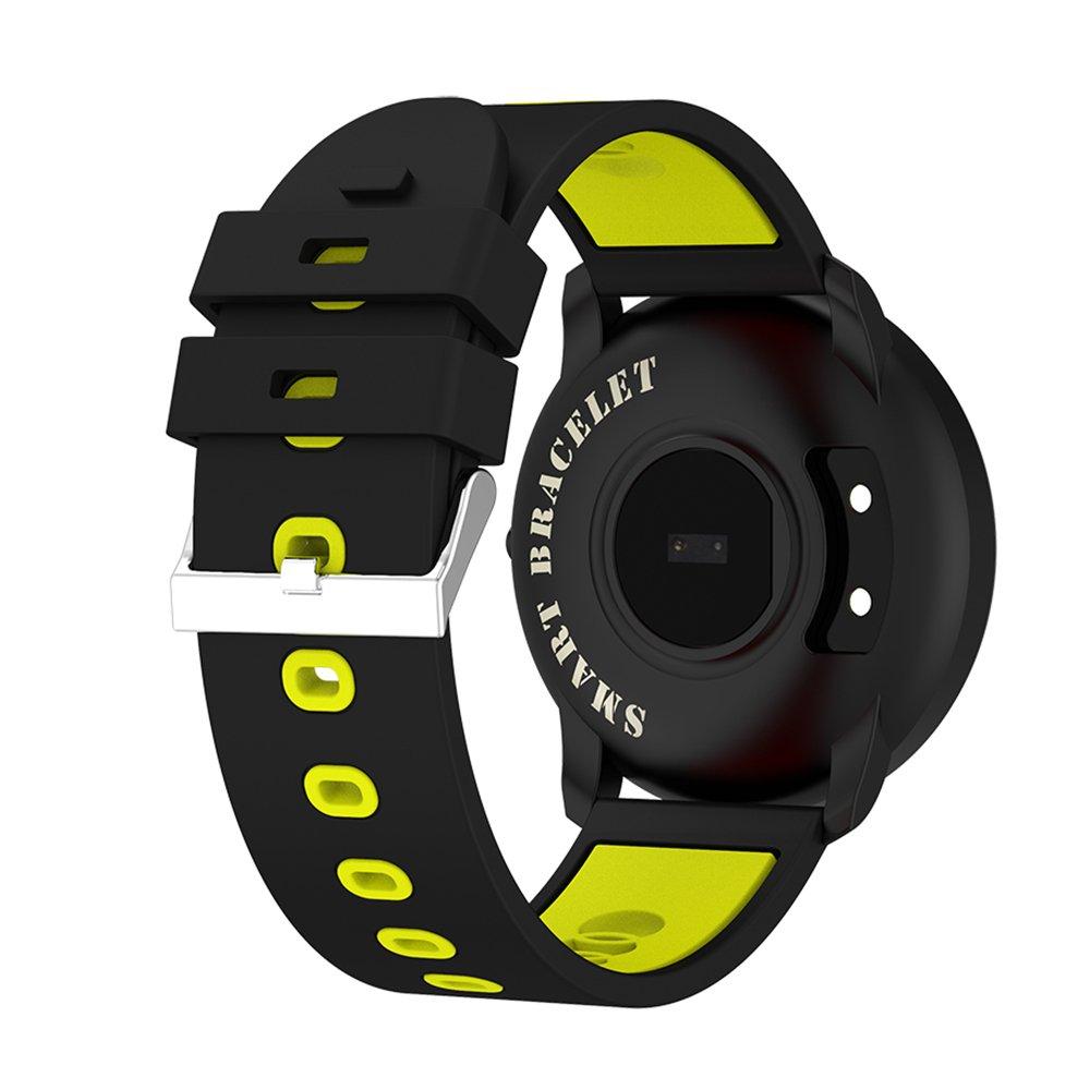 Amazon.com: Lixada Ultra Delgada pulsera inteligente Fitness ...