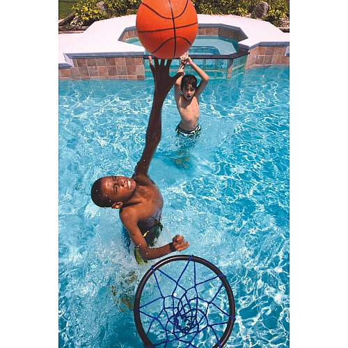 2-in-1 Game - Basketball and Volleyball
