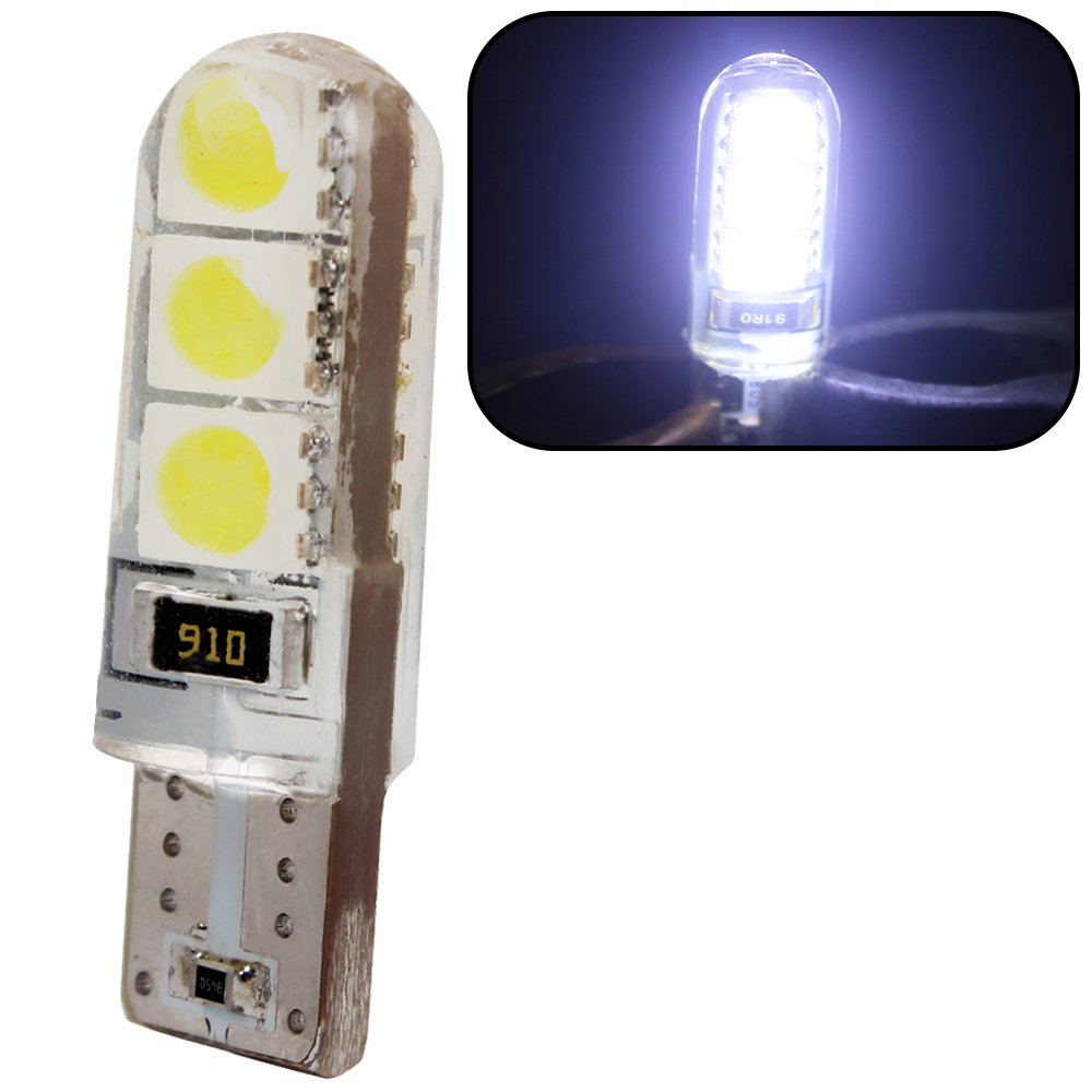 Auto Dome Light weiß T1050506SMD PREMIUM QUALITAET–NEU-Birne Auto Innenleuchten NOPNOG