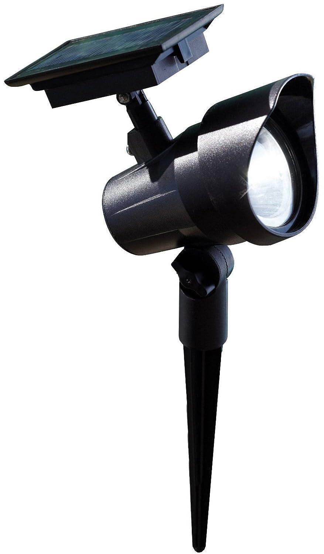 High output solar spot light - Moonrays 93380 Premium Output Solar Powered Led Spotlight Landscape Spotlights Amazon Com