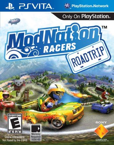 ModNation Racers: Road Trip by Sony