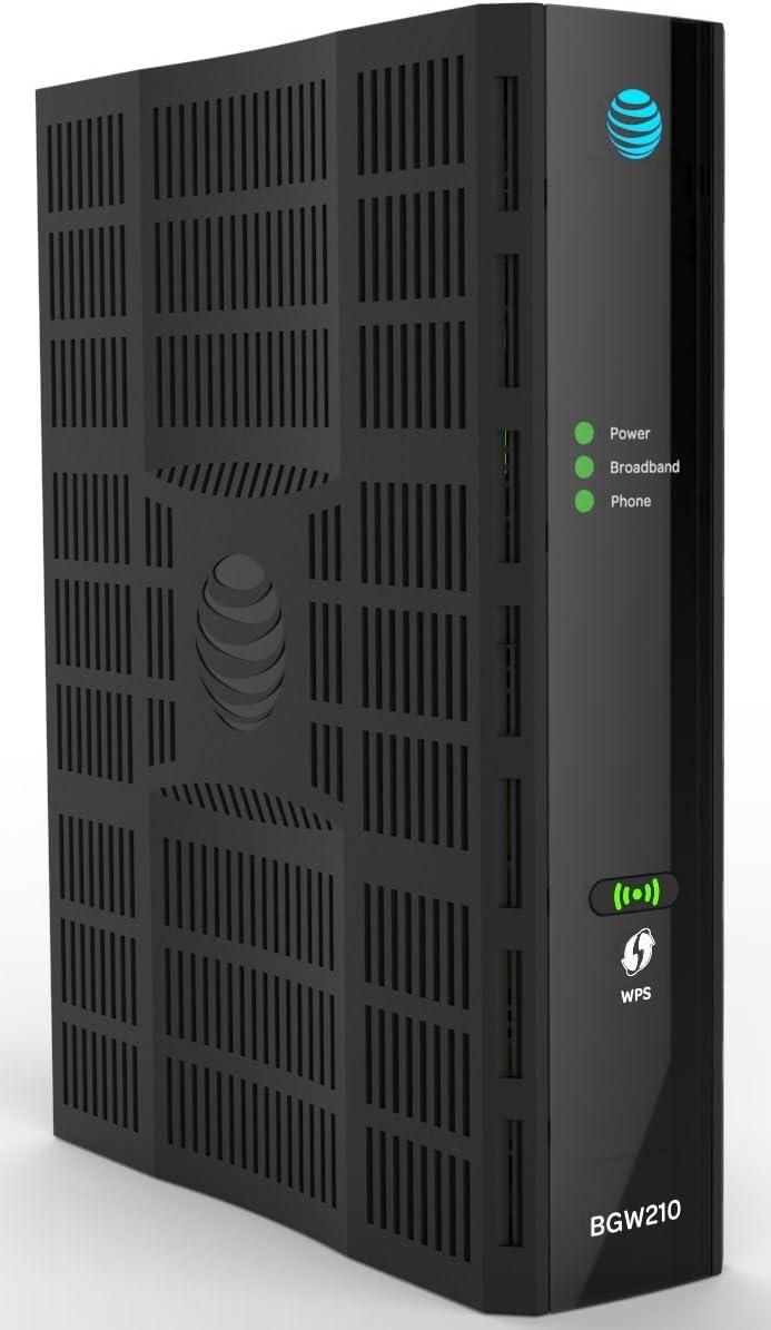 AT&T Arris BGW210-700 802.11b/g/n/ac 400mW Bonded VDSL2 Wireless Voice Gateway 4 x Gigabit Ports (ONT REQUIRED)