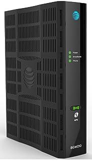 Amazon com: AT&T U-verse Pace 5268AC Gateway Internet Wireless Modem