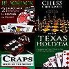 Blackjack & Chess Checkmate & Craps & Texas Hold'em