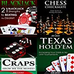 Blackjack & Chess Checkmate: 21 Blackjack Strengths to Beating the Dealer! & Chess Tactics & Strategy Revealed! | Joe Lucky