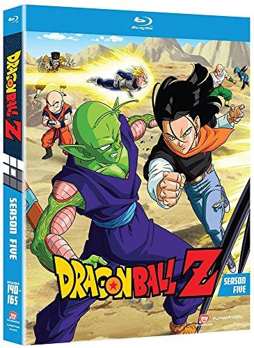 Dragon Ball Z: Season 5 [Blu-ray] (Dragon Ball Z Blueray)