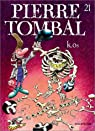 Pierre Tombal, tome 21 : K.Os par Cauvin