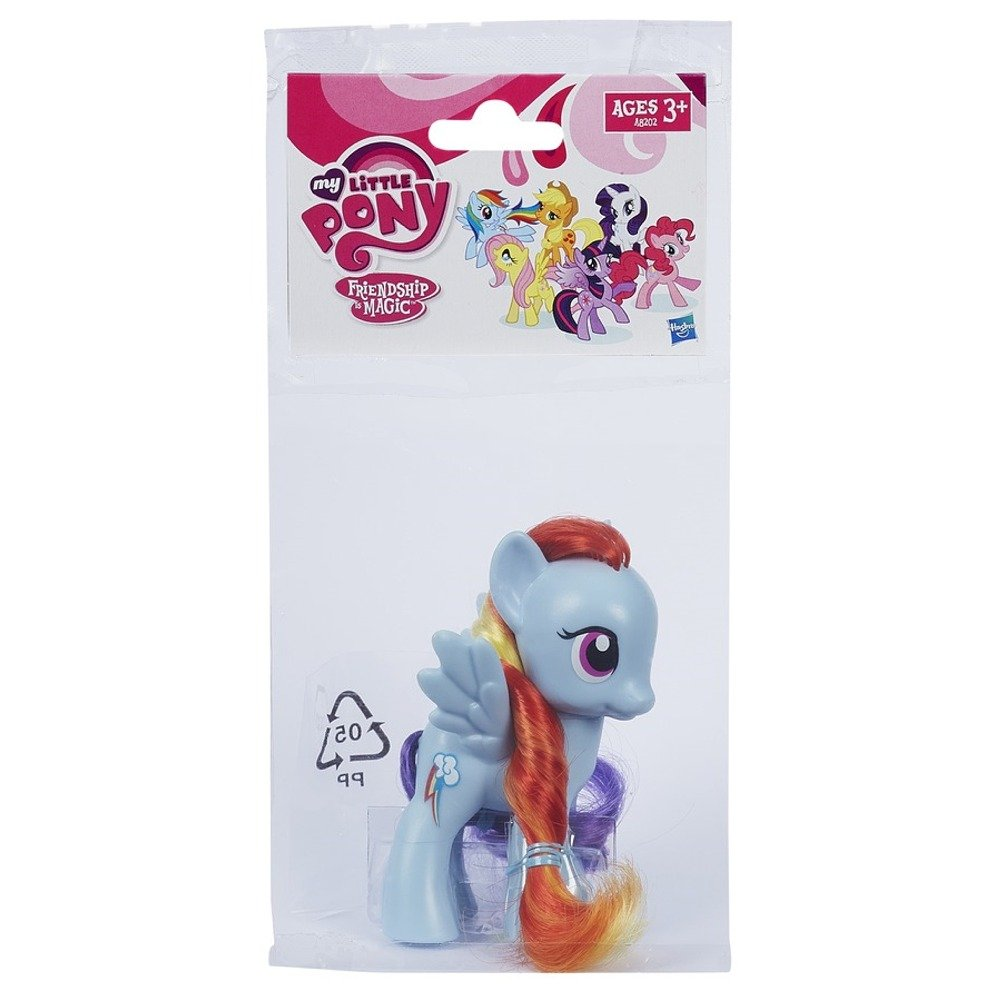 My Little Pony Rainbow Dash Friendship is Magic 3.5 Inch Figure