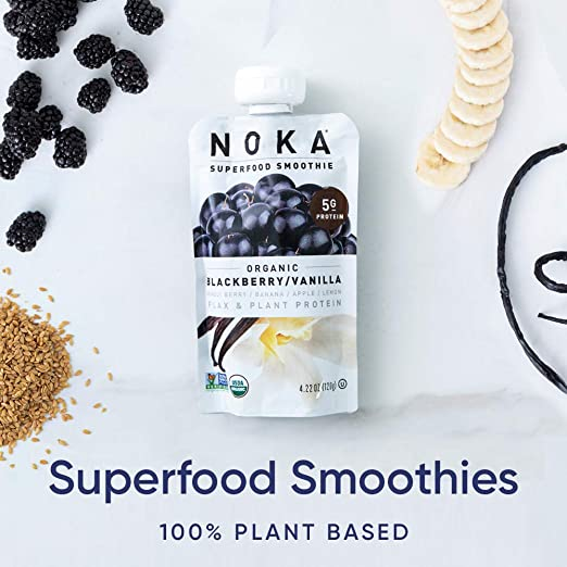 Mezcla Superfood de Noka, 11,4 ml, 6 piezas: Amazon.com ...