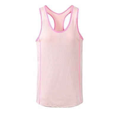 Amazon.com: Chaleco de entrenamiento para mujer, yoga ...