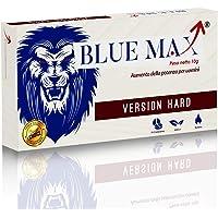Blue Max® 2a Generazione - Version Hard - Alterazione Dei Livelli Di Testosterone - Booster Naturale Anche Per Giovani Per Risultati Eccellenti - 10 Pillole