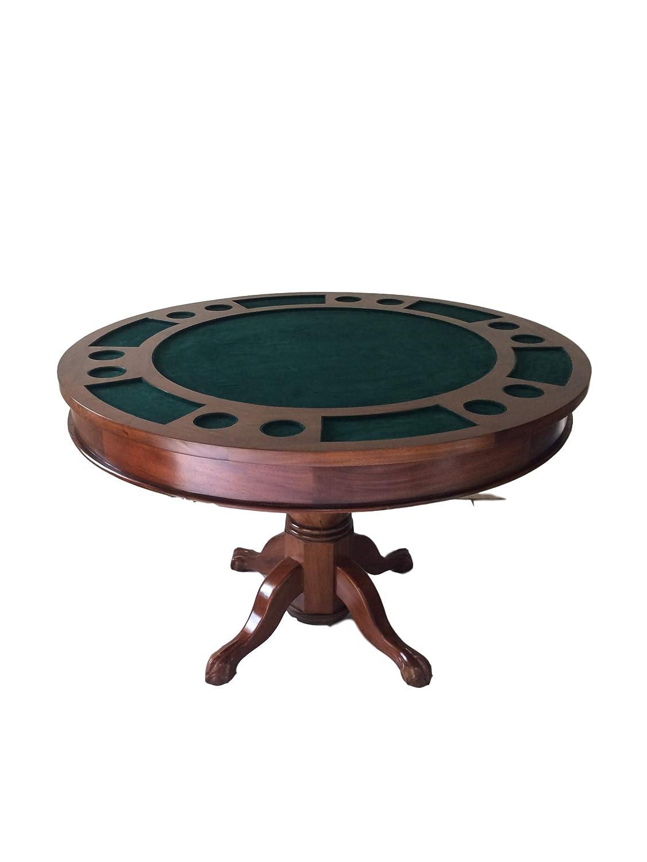 La mesa de juego de póquer - Mesa de billar de póquer/comedor/todo ...