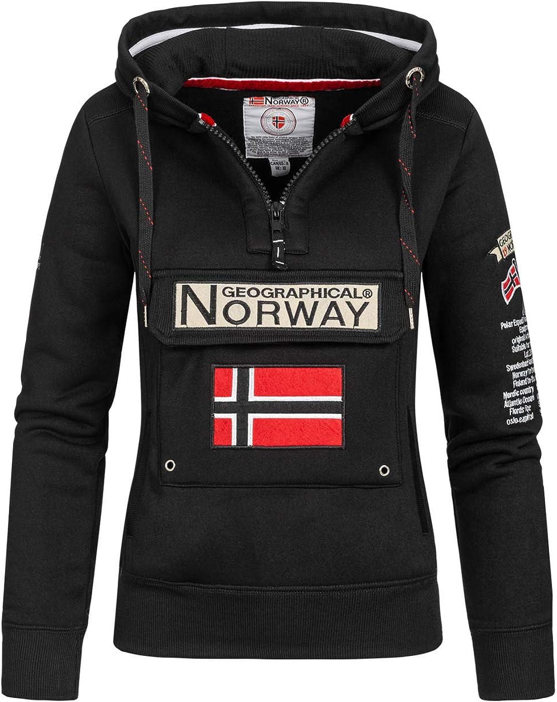 Geographical Norway - Sudadera para mujer
