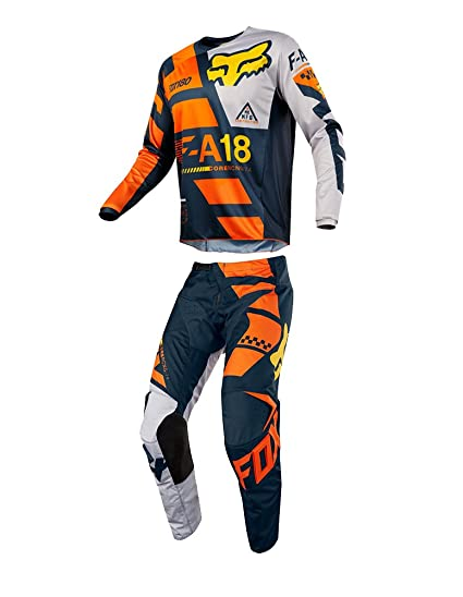 Fox Racing 180 Sayak Jersey /& Pant Combo Men/'s Motocross//MX//ATV//BMX Dirt Bike 18