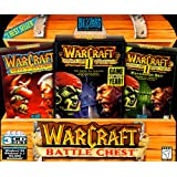 Warcraft Battle Chest: Orcs & Humans / Tides of Darkness / Beyond the Dark Portal