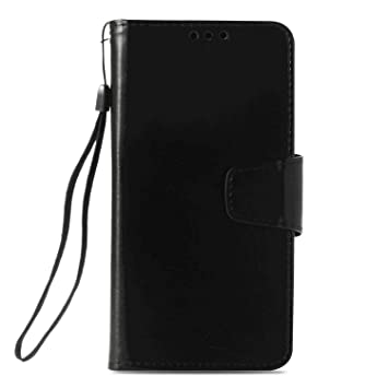 Samsung Galaxy S9 Flip Case Cover for Samsung Galaxy S9 Leather Kickstand Cell Phone Cover Luxury Business Card Holders with Free Waterproof-Bag White1