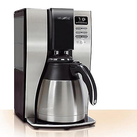 Amazon.com: El Sr. Café 10-cup óptimo térmico de Infusion ...