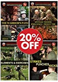 Russian Systema Spetsnaz DVDs - 4 DVD set for Martial Art Training at Home - 20% OFF review