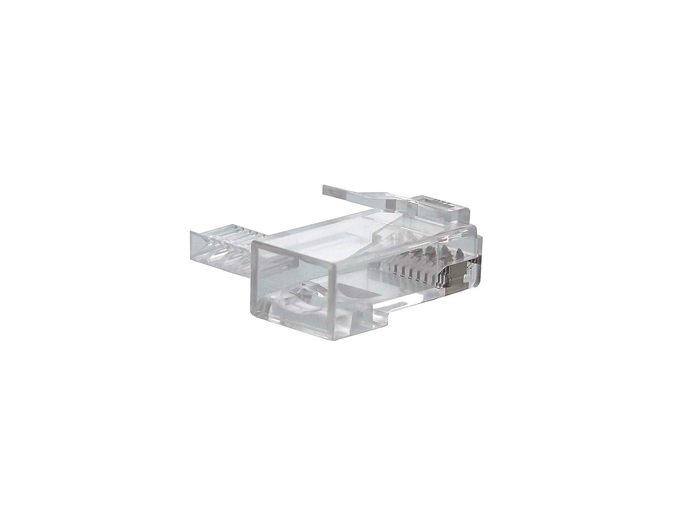 Amazon.com: Networx CAT6 RJ45 Modular Conector con carga ...