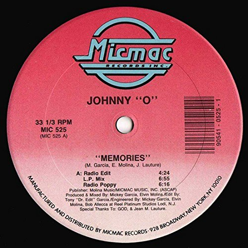 Memories [Vinyl]