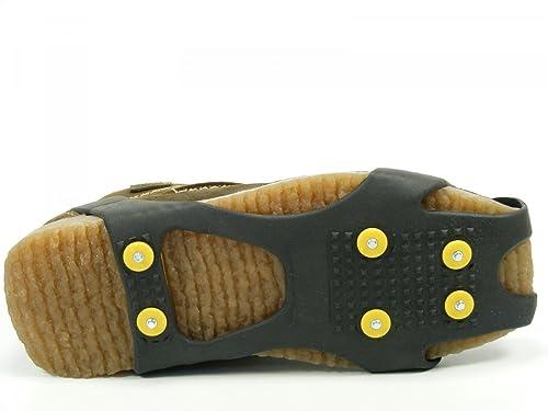 Hiver Salamandre De Serrage Des Clous De Chaussures, Les Griffes De La Glace - Taille 35-46 - Pas Présent, 35-37 Eu / S