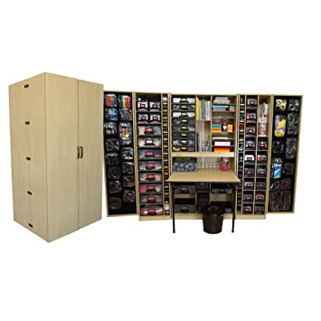 Craft Storage Cabinet System The WorkBox Style Ergo Tote Color