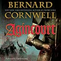 Agincourt Audiobook by Bernard Cornwell Narrated by Charles Keating