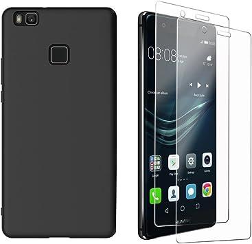 E-Mandala Cristal Templado Huawei P9 Lite Protector de Pantalla ...