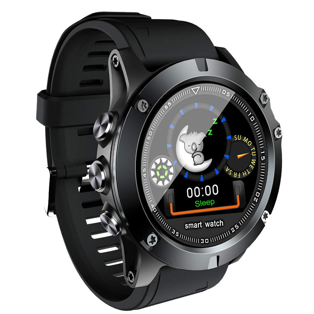 Amazon.com : Huangou Smart Watch Sports Waterproof Heart ...