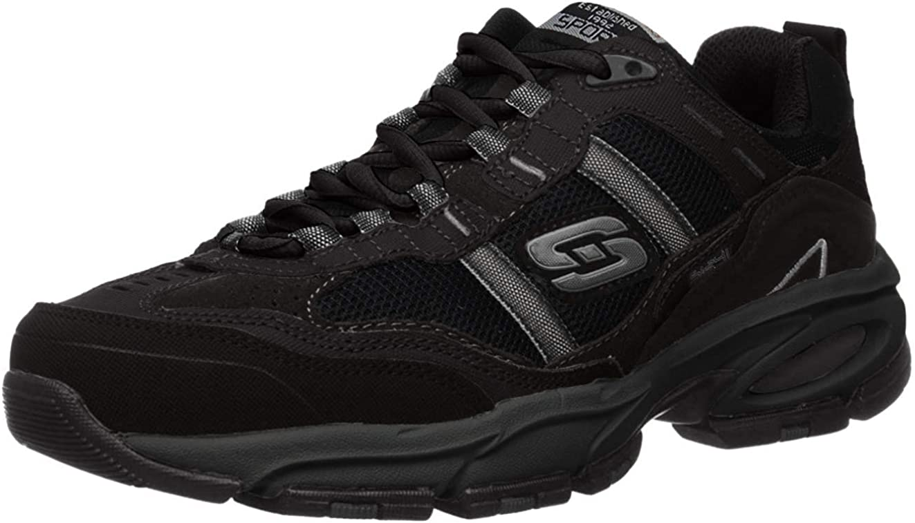 Skechers Sport Mens Vigor 2.0 Trait Memory Foam Sneaker