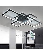 Dynamisch Deckenlampe Deckenleuchte Leuchte Lampe Silber Edelstahl 3er Strahler Garten & Terrasse Beleuchtung