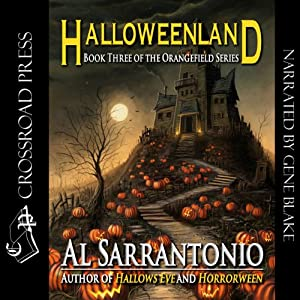 Halloweenland Audiobook