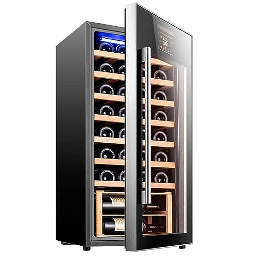 GXFC Refrigerador de Vinoteca, 32 Botella Independiente Nevera de ...