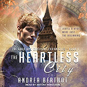 The Heartless City Audiobook