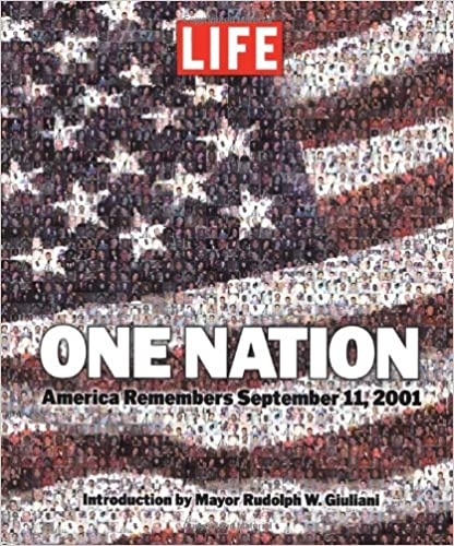 America Remembers September 11 One Nation 2001