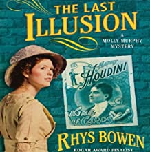 The Last Illusion Audiobook by Rhys Bowen Narrated by Nicola Barber