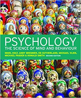 Psychology the science of mind and behaviour amazon michael psychology the science of mind and behaviour amazon michael w passer ronald e smith 9780077136406 books fandeluxe Images